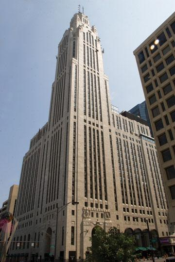 Columbus City Council will consider a 10-year, 75 percent tax abatement for the LeVeque Tower project on Monday.