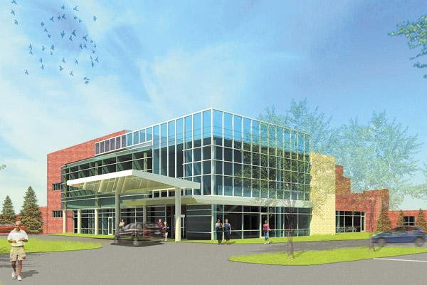 Memorial Hospital in Marysville is adding an $11.4 million wing for a cardiac collaboration with OSU.