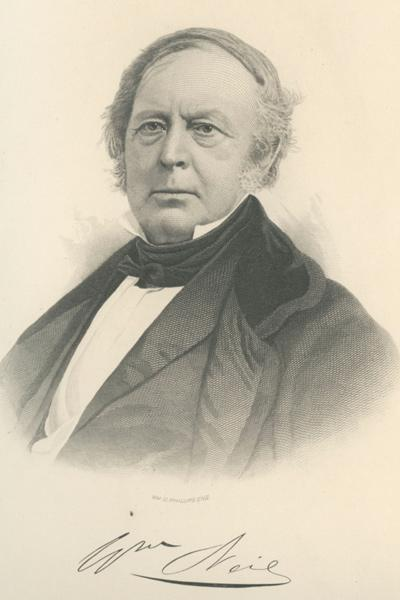 William Neil arrived in Columbus shortly after it was founded, but failed at his first business venture.
