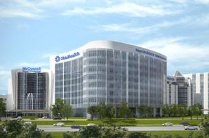 Riverside Methodist Hospital neuroscience tower expansion
