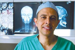 Ohio State neurosurgeon Dr. Ali Rezai is spearheading efforts to create a dedicated Brain and Spine Hospital at the medical center.