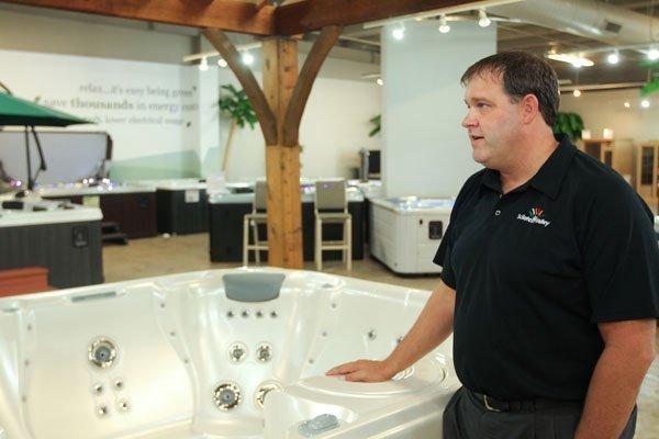 Fabulous Scioto Valley Stressing Furniture As Hot Tub Sales Cool Interior Design Ideas Tzicisoteloinfo