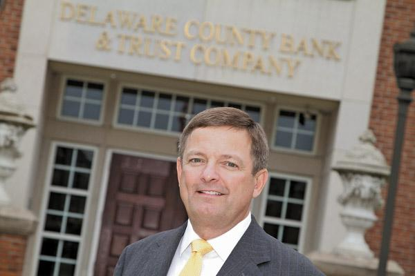 Former Huntington Bancshares executive Ron Seiffert was hired in 2011 to turn around Delaware County Bank.