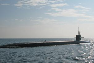 Boeing will repair navigation systems for Trident submarines under a new contract with the U.S. Navy.