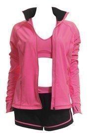 Victoria's Secret's VSX brand specializes in yoga and sporting attire.