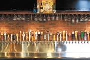 World of Beer outlets feature about 50 beers on tap and many more varieties available by the bottle.