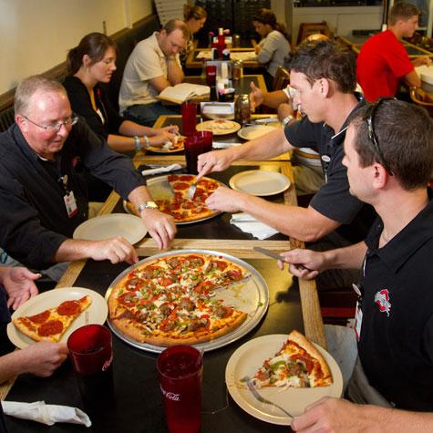 Adriatico's Pizza relies on Ohio State University for a good deal of its business, so the 11th Avenue eatery thrives when classes are in session and more students are on campus. That will happen one week less with the switch to semesters.