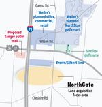 Rival developers sparring over I-71 interchange plans in Delaware County