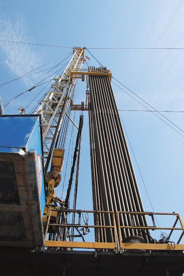 Drilling in the Marcellus shale formation in Pennsylvania has been fruitful. Hopes are Ohio's resources are as rich.