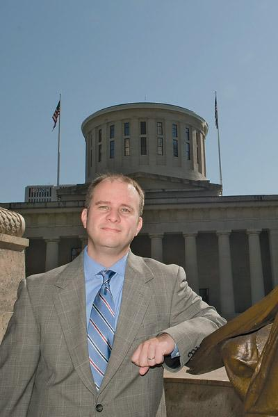 The Buckeye Institute's Kevin Holtsberry thinks the time is ripe for Statehouse leaders to tackle changes to Ohio's tax code.