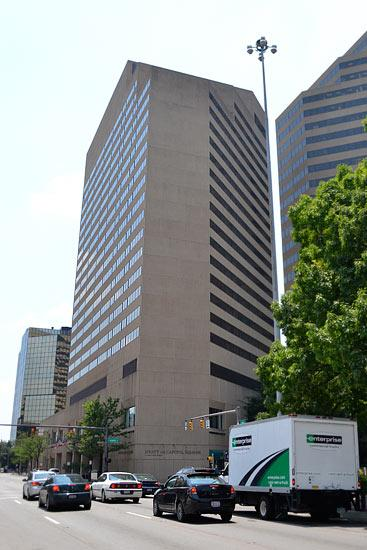 The Hyatt on Capitol Square, in receivership since last April, has a buyer willing to invest millions.