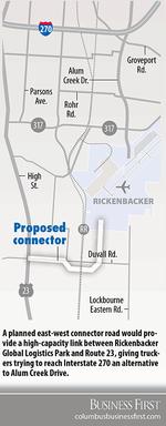 Snub on federal Tiger grant baffles Rickenbacker road backers