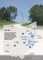 Ohio's shale play delayed by infrastructure needs