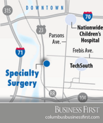 Surgery center rounds out former Columbus Community Hospital