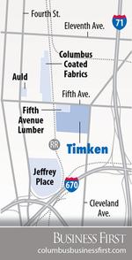 Timken site up next for Wagenbrenner's redevelopment efforts