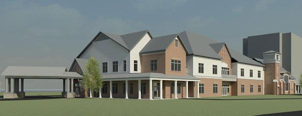 The operator of the Wesley Ridge Retirement Community in Reynoldsburg is moving ahead with a 25-bed nursing home addition.