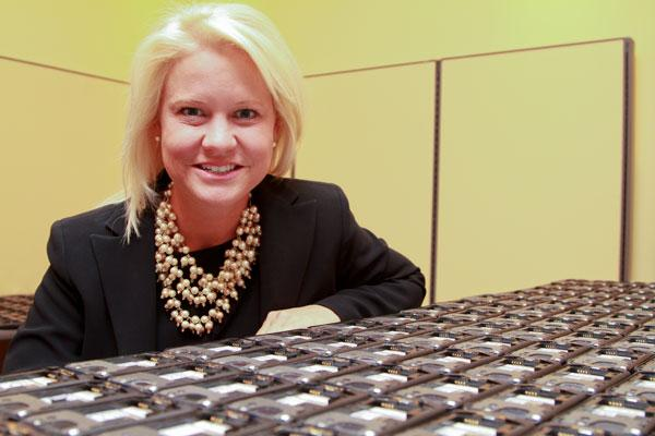 In 2004, Tonia Irion saw a market opportunity in helping companies dispose of electronic devices in an environmentally friendly way. The company now is one of the nation's fastest growing.