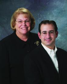 Barbara and Ted Lach