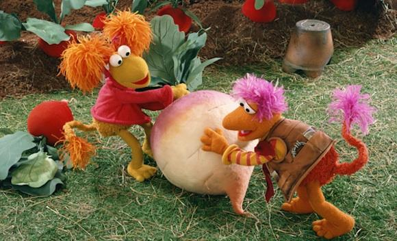 "Hulu has added ""Fraggle Rock,"" among other Jim Henson programming, to its  family lineup in an effort to keep pace with Netflix and Amazon Prime."