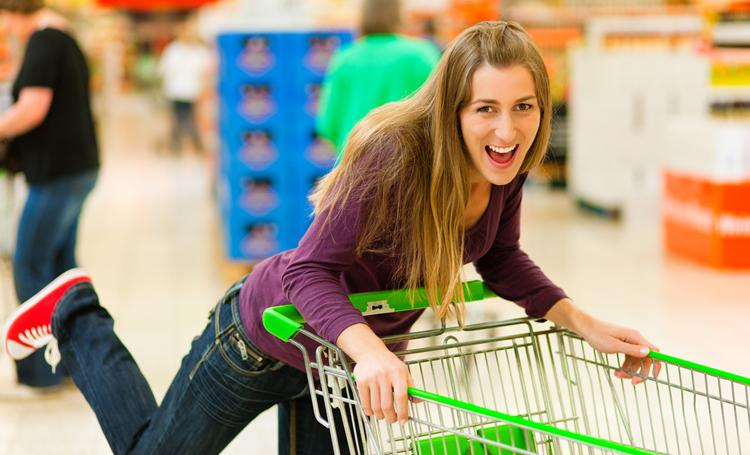 Consumers are being more prudent about the money they are spending for back-to-school shopping.