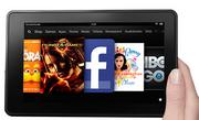 Amazon.com's Kindle Fire is powered by its own version of Google's Android system.