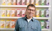 Neil Grimmer, CEO of Emeryville baby food company Plum Organics,is one of Ernst & Young's entrepreneurs of the year for Northern California.
