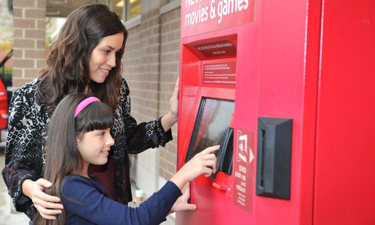 Choose a movie already! Redbox kiosks can't match the stay-on-the-couch convenience of streaming services.