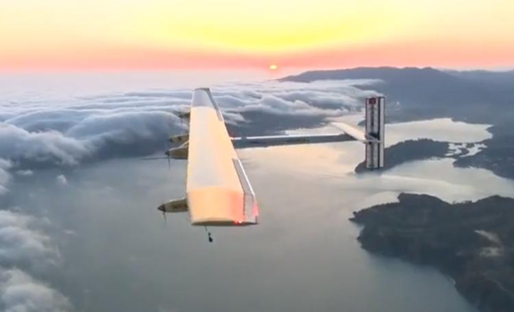 The Solar Impulse, which spent a few weeks in Phoenix, finished its cross-country journey on Saturday.