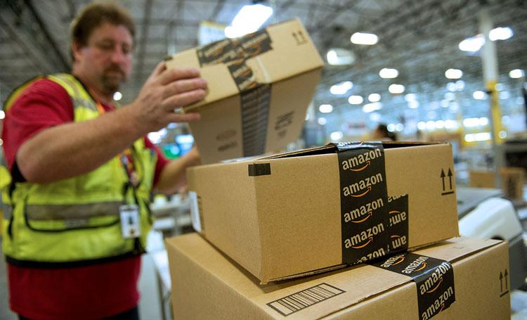 Amazon.com Inc. leads a poll of the most trusted companies.