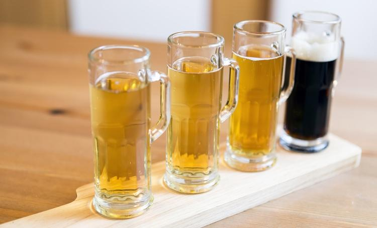 A new study says people who drink low-calorie beers are likely to lean Republican in their politics.