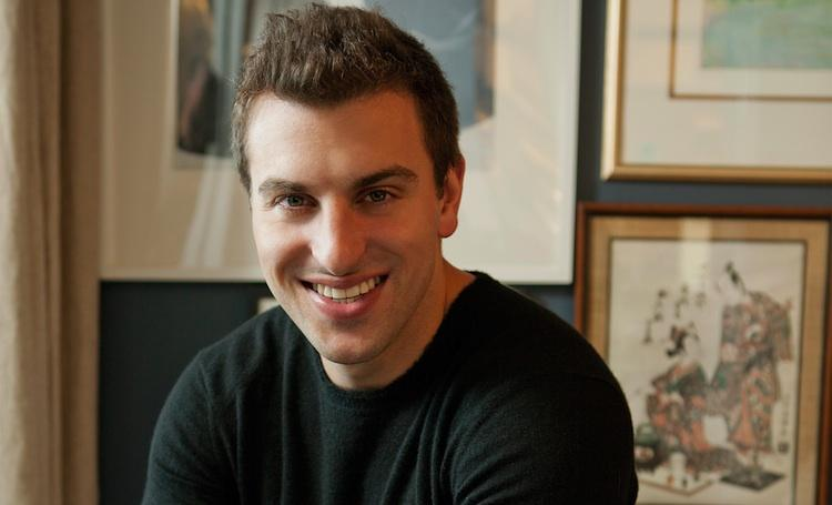 Brian Chesky, co-founder and CEO of Airbnb.