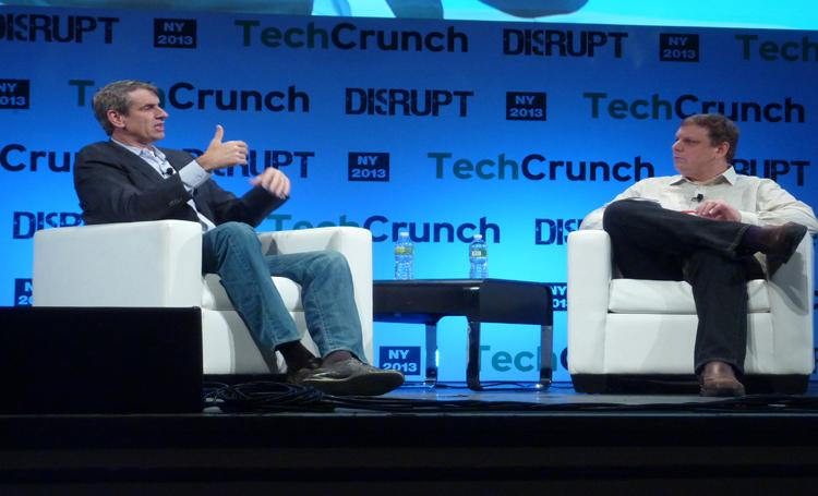 Bill Gurley of Benchmark Capital discusses his investment in Uber with TechCrunch founder Michael Arrington at TechCrunch Disrupt in New York City.