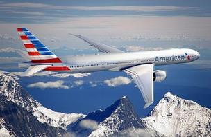 The new livery of American Airlines was unveiled by the Fort Worth-based carrier.