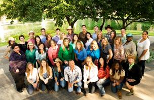 SNI Companies employees celebrate Best Places to Work.