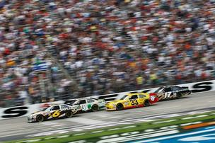 Concord, N.C.-based Speedway Motorsports Inc. owns and operates eight tracks, including the Texas Motor Speedway in Fort Worth.