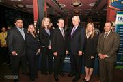 "UHY Advisors sponsored a KRLD Signature Series event, ""An Evening with Tito Beveridge,"" at House of Blues in Dallas to celebrate Beveridge for his entrepreneurial contributions. From left: UHY Advisors' Robert Gonzales, Tara Silver-Malyska, Katherine Sharp, Scott Woodward, Randy Wright, Charli Duke and Scott Lunsford"