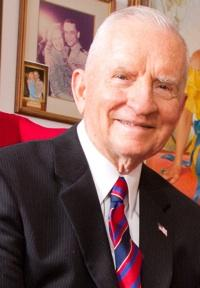 H. Ross Perot Sr. founded Electronic Data Systems in 1962.