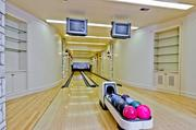 Champ d'Or has an indoor bowling alley.
