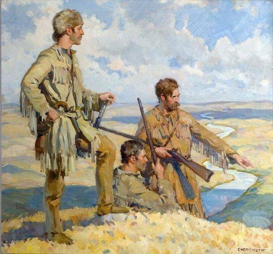 Lewis and Clark, by Joseph G. Chenoweth