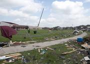Crosby Elementary in Forney sustained damage in the tornadoes that swept through Dallas April 3.