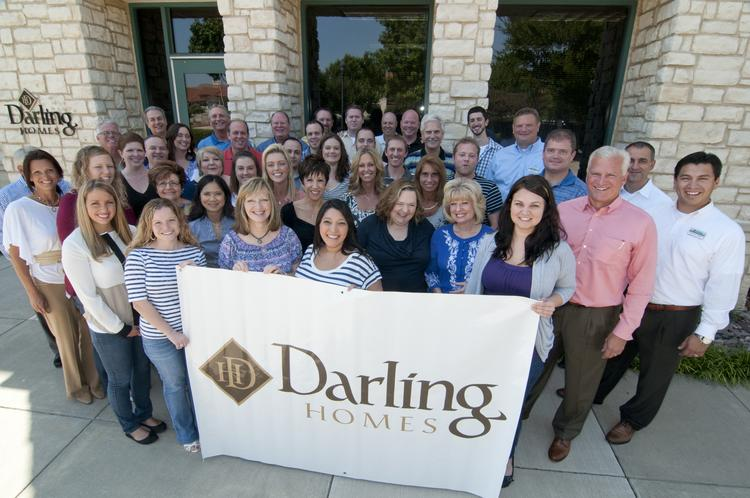 The Darling Homes staff.