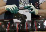GameStop started manufacturing a bluetooth game controller at the facility last year.