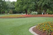 The Jonsson Color Garden will serve as a site for a piece of Chihuly artwork.