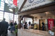 Pecan Lodge is in Shed 2 at the Dallas Farmers Market.
