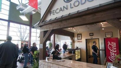 Could Pecan Lodge leave Farmers Market?
