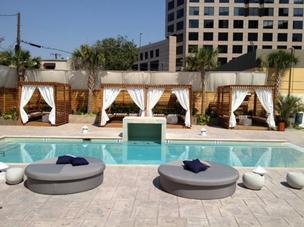 Sisu is a new Uptown restaurant with a membership-only pool.