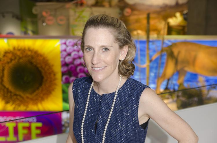 Nicole Small, CEO of the Perot Museum of Nature and Science, informed the museum board of her intention to resign and go lead the Lyda Hill Foundation.