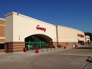 A SuperTarget in the Dallas area.