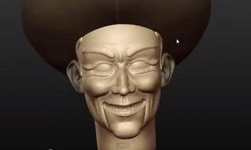 Putting a face to Big Tex