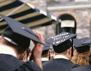 5- Higher education: Two companies noted unusual increase in placements